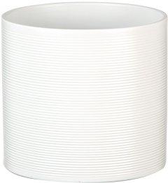 Кашпо для цветов Scheurich Inspiration керамика 14 молочный (4002477536514)