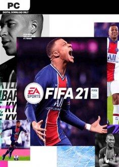 FIFA 21 для ПК (PC-KEY, русская версия, электронный ключ в конверте)