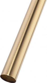 Труба рейлинг d 50 мм дл. 3000 мм Lemax античная Бронза (RAT-50-3000 BA)