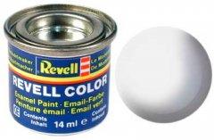 Краска эмалевая Revell Email Color №5 Белая матовая 14 мл (RVL-32105) (0000042022664)