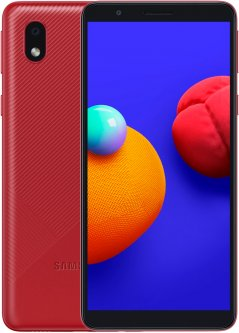 Мобильный телефон Samsung Galaxy A01 Core 1/16GB Red (SM-A013FZRDSEK)