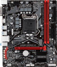 Материнская плата Gigabyte B460M Gaming HD (s1200, Intel B460, PCI-Ex16)