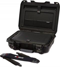 Ударопрочный кейс для ноутбука Nanuk 923 with Laptop Kit and Strap Black (923-LK01)
