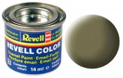 Краска эмалевая Revell Email Color №45 Светло-оливковая матовая 14 мл (RVL-32145) (0000042022831)