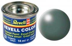Краска эмалевая Revell Email Color №360 Зеленый папоротник шелковисто-матовая 14 мл (RVL-32360) (0000042023340)