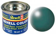 Краска эмалевая Revell Email Color №364 Лиственно-зеленая шелковисто-матовая 14 мл (RVL-32364) (0000042023388)