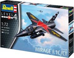 Сборная модель Revell Многоцелевой истребитель Дассо «Мираж» F1. Масштаб 1:72 (RVL-04971) (4009803049717)