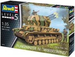 Сборная модель Revell Противовоздушный танк IV «Смерч». Масштаб 1:35 (RVL-03296) (4009803896748)