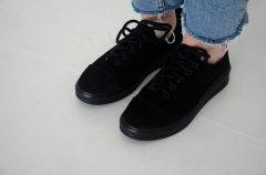 Кеди Maya Shoes 2485 Чорний 37р