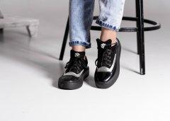 Кеди Maya Shoes 2582 Чорний 36р