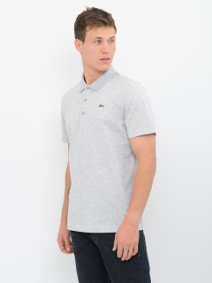 Поло Lacoste DH2881-P5V S (T3) Grey Chine (3614038057812)