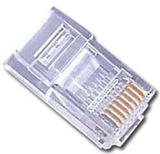 Коннектор Cablexpert RJ-45 Cat.5е 8P8C PLUG3UP6/10 10 шт.