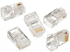 Коннектор Cablexpert RJ-45 Cat.5е 8P8C LC-8P8C-001/50 50 шт.
