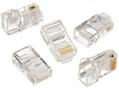 Коннектор Cablexpert Cat.5е 8P8C LC-8P8C-001/10 10 шт.