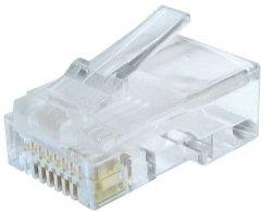Коннектор Cablexpert Cat.6 8P8C LC-8P8C-002/10 10 шт.
