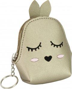 Брелок-кошелек Cool For School Котик с аппликацией (CF86954)