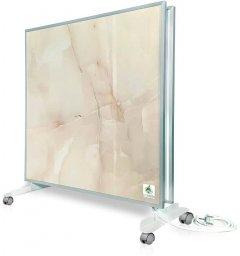 Керамическая электронагревательная панель ECOTEPLO DUO 1000 ME (королевский мрамор)