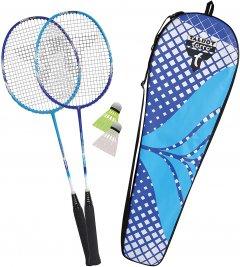 Набор для бадминтона Talbot Torro Badminton Set 2 Fighter PRO SET composite (449404)