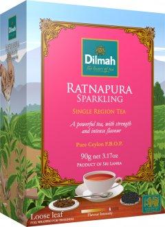 Чай фруктовый рассыпной Dilmah Ratnapura Sparkling 90 г (9312631158342)