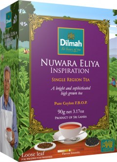 Чай черный рассыпной Dilmah Nuwara Eliya Inspiration 90 г (9312631158328)