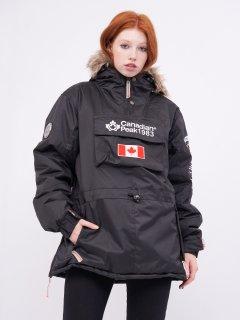 Анорак Canadian Peak cp01140019 XXL Черный (SHEK2000000469164)