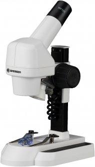Микроскоп Bresser Junior Mono 20x Reflected Light (8856500)
