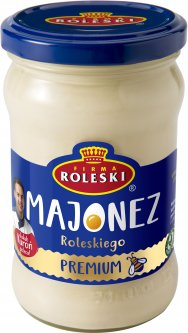 Майонез Roleski премиум 75% 280 г (5901044021370)