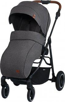 Прогулочная коляска Kinderkraft All Road Ash Gray (KKWALROAGR0000) (5902533914524)