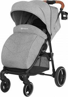 Прогулочная коляска Kinderkraft Grande LX Gray (5902533914340)