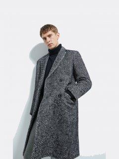 Пальто Zara 5932/890/064 M Принт (05932890064037)