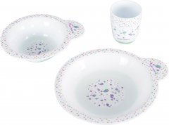 Набор посуды Baby Team Белый (249750026)