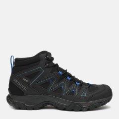 Ботинки Salomon LYNGEN MID GTX L41035300 44 (10US) 28 см Черные (193128227357)