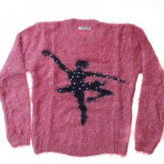 Джемпер RAIN LIFE 2106 170 см т-рожевий (410507)