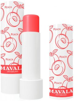 Бальзам-тинт для губ Mavala Tinted Lip Balm Peach Персик 4.5 мл (7618900959224)