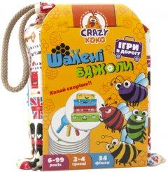 Игра в мешочке Vladi Toys Безумные пчелы (укр) (VT8077-15)