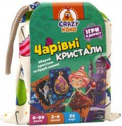 Игра в мешочке Vladi Toys Волшебные кристаллы (укр) (VT8077-12)