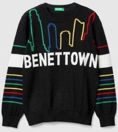 Джемпер United Colors of Benetton 1041Q1965.G-118 150 см XL (8032652450980)