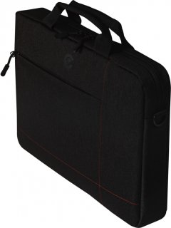 "Сумка для ноутбука Continent 16"" Black (CC-211BK)"