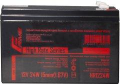 Аккумуляторная батарея Frime 12V 6AH 24W/15min (HR1224WT2)
