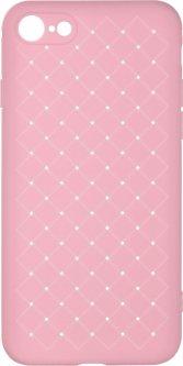 Панель ArmorStandart Braid для Apple iPhone 7/8/SE (2020) Pink (ARM50722)