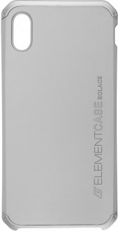Панель ArmorStandart Element Case для Apple iPhone Xs Max Silver (ARM53408)