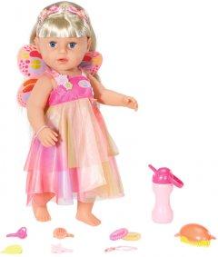 Кукла Baby Born серии Нежные объятия Сестричка-единорог 43 см с аксессуарами (829349)