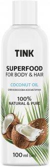 Кокосовое масло Tink Coconut Oil Косметическое 100 мл (4823099502028)