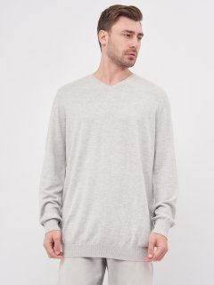 Пуловер Celio Fever 60030011 S Серый (3596654406710)