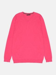 Пуловер Celio Tegivre 20157987 2XL Фуксия (3596653174634)