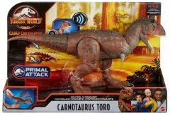 Интерактивная фигурка Jurassic World Карнотавра из фильма Мир Юрского периода (GNL07)