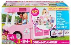 Игровой набор Barbie Кемпер 3 в 1 (GHL93)