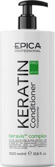Кондиционер для волос Epica Keratin Pro Conditioner Реконструкция и глубокое восстановление 1000 мл (4630061621430)