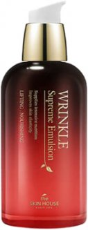 Эмульсия The Skin House Wrinkle Supreme Emulsion Питательная с женьшенем 130 мл (8809080822838)