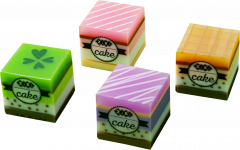Набор ластиков ZiBi Cake 32 шт Ассорти (ZB.5421)